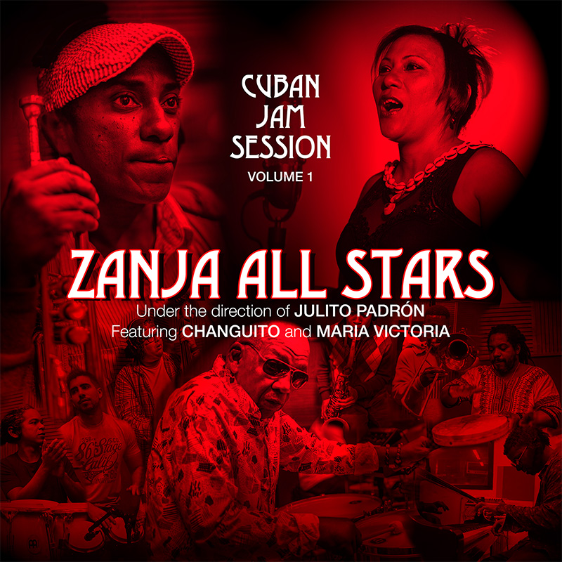 Zanja All Stars Volume 1